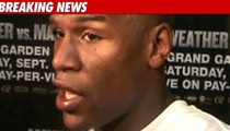Mayweather -- Cops Push for Dom. Violence Charge