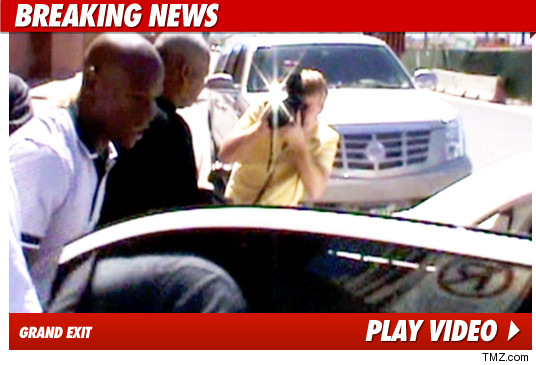 Floyd Mayweather Released