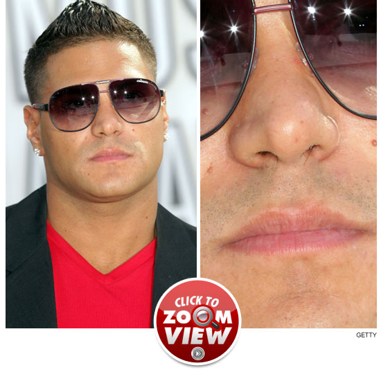 ronnie ortiz magro faux hawk. Awards, Ronnie Ortiz-Magro