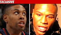 NBA Player: I'm Not Dating Mayweather's Baby Mama!