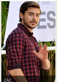 Like Efron's Lumberjack Look?