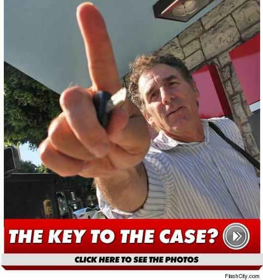 Michael Richards Sued