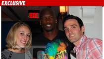 Chad Ochocinco Takes Patriots Fan to Dinner