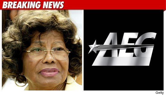 Katherine Jackson demanda por negligencia a AEG por La muerte de Michael == Katherine Jackson Sues for negligence to AEG Over Michael's Death