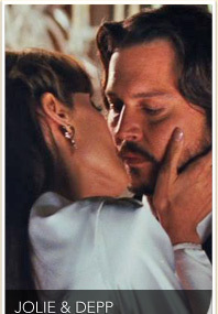 "Jolie & Depp: ""The Tourist"" Trailer"