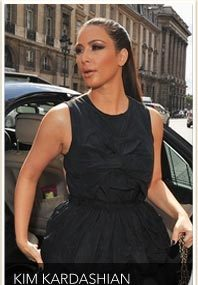 "Kim Kardashian ""Chased"" In Paris"