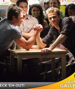 """Vampire Diaries"": Behind the Scenes!"