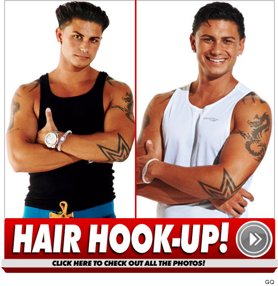 Earxagangnad Pauly D With His Hair Down