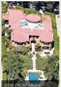Celeb Homes: The View From Above