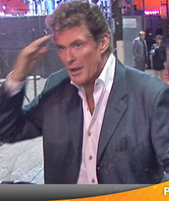 """Dancing"": The Hoff Is Off"