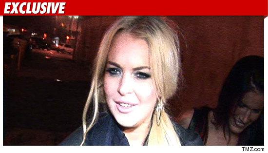 Lindsay Lohan jail.