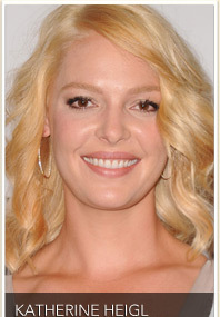 Katherine Heigl -- Better Blonde?