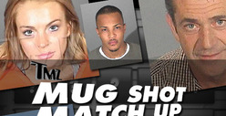 TMZ's Mug Shot Match Game!