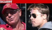 Prince Von A-Hole: Brad Pitt Should Play Me in Biopic