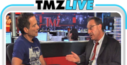 TMZ Live: Oksana's Lawyer In the House