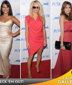 PETA's 30th Anniversary Bash
