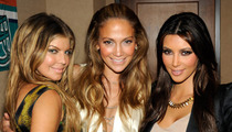 Fergie vs. J.Lo vs. Kim: Who'd You Rather?