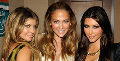 Fergie vs. J.Lo vs. Kim: Who&#039;d You Rather?