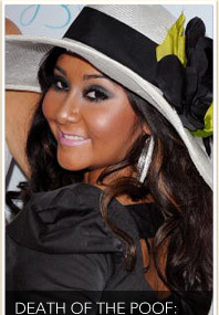 Snooki Cleans Up Her Image