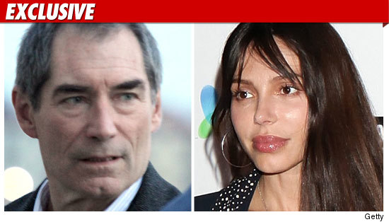 Oksana Timothy Dalton