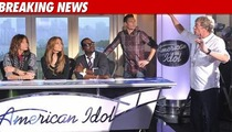 Randy Jackson Takes Over Simon's Seat