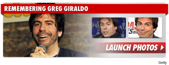 RIP Greg Giraldo.
