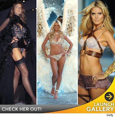 Heidi Klum quits Victoria's Secret.