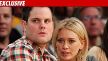 Hilary Duff's Husband -- Alleged Mercedes Deadbeat