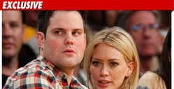 Hilary Duff&#039;s Husband -- Alleged Mercedes Deadbeat