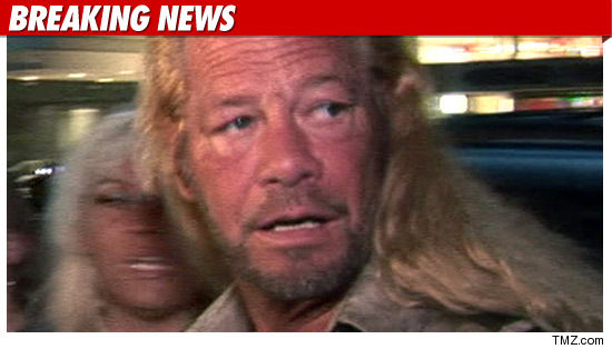 Dog the Bounty Hunter hospitalized.