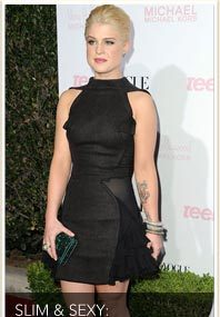 Kelly Osbourne Wears First Bikini Ever