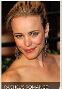 Rachel McAdams Dating Co-Star
