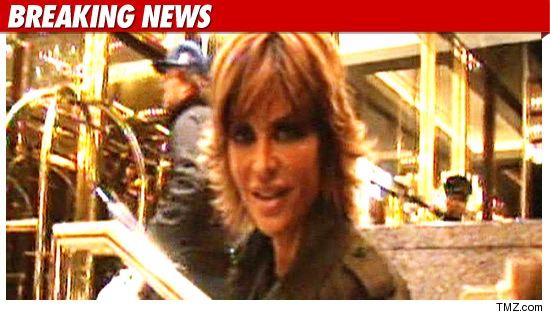Lisa Rinna lip reduction surgery.