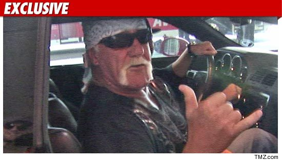 Hulk Hogan back surgery.