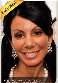 NJ Housewife Danielle Staub Launching A Jewelry Line!