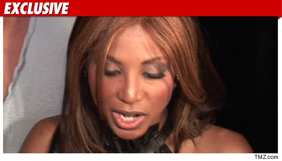 Toni Braxton broke.