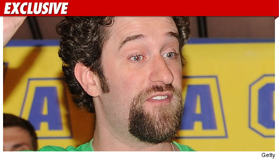 Dustin Diamond foreclosure.