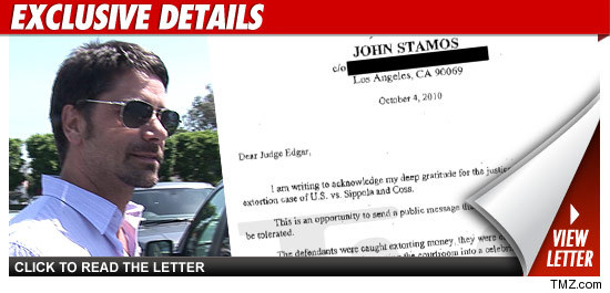 John Stamos extortion case.