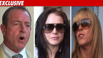 Michael Lohan: Dina Screwed Lindsay Up, Too