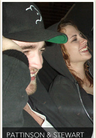 Pattinson & Stewart Holding Hands?
