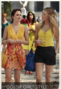 Gossip Girl: How to Get the Look!
