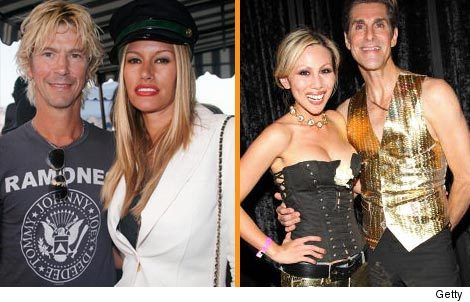 Billy Duffy Married http://www.toofab.com/2010/10/13/married-to-rock-reality-show-duff-mckagan-perry-farrell/