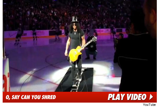 Slash National Anthem