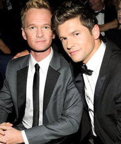 Twins for Neil Patrick Harris!
