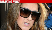 Celine Dion -- Hospitalized Over Pregnancy