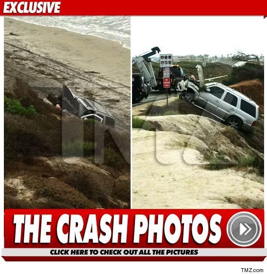 Junior Seau car accident.