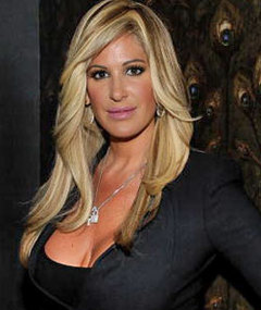 Kim Zolciak Helps the Homeless