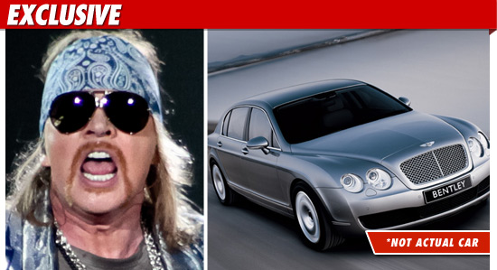 Axl Rose Bentley