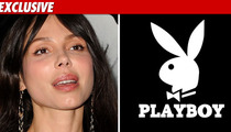 Playboy Targets Oksana for 'Full Nude' Pictorial