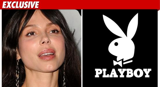 Oksana Grigorieva Playboy.